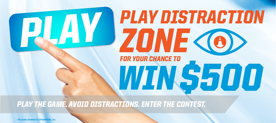 Distraction Zone Game